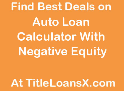 Td canada trust car loan calculator
